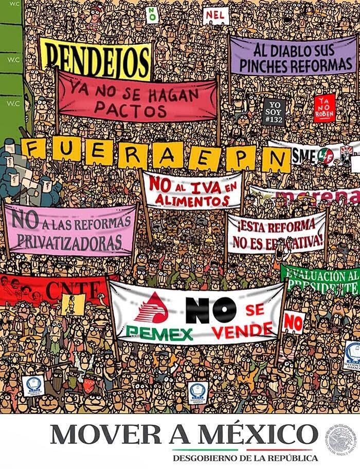Mover a México: Si se puede