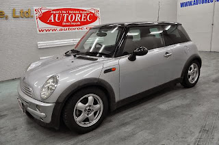 2003 BMW Mini Cooper RHD for botswana to Durban
