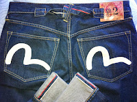 NO2 evisu jeans size33