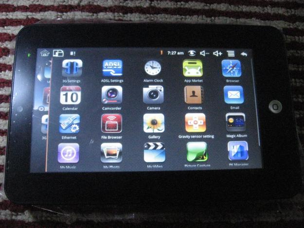 "BRAND NEW 7"" ANDROID TABLET PC W/ WIFI and 3G"