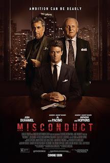 Mala Conducta (Misconduct) Poster