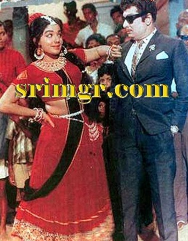 MGR & Jayalalitha in 'Raman Thediya Seethai' Movie