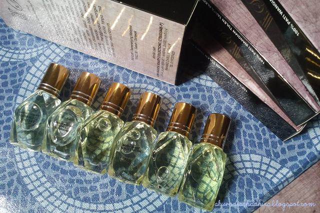 De Suci Perfume