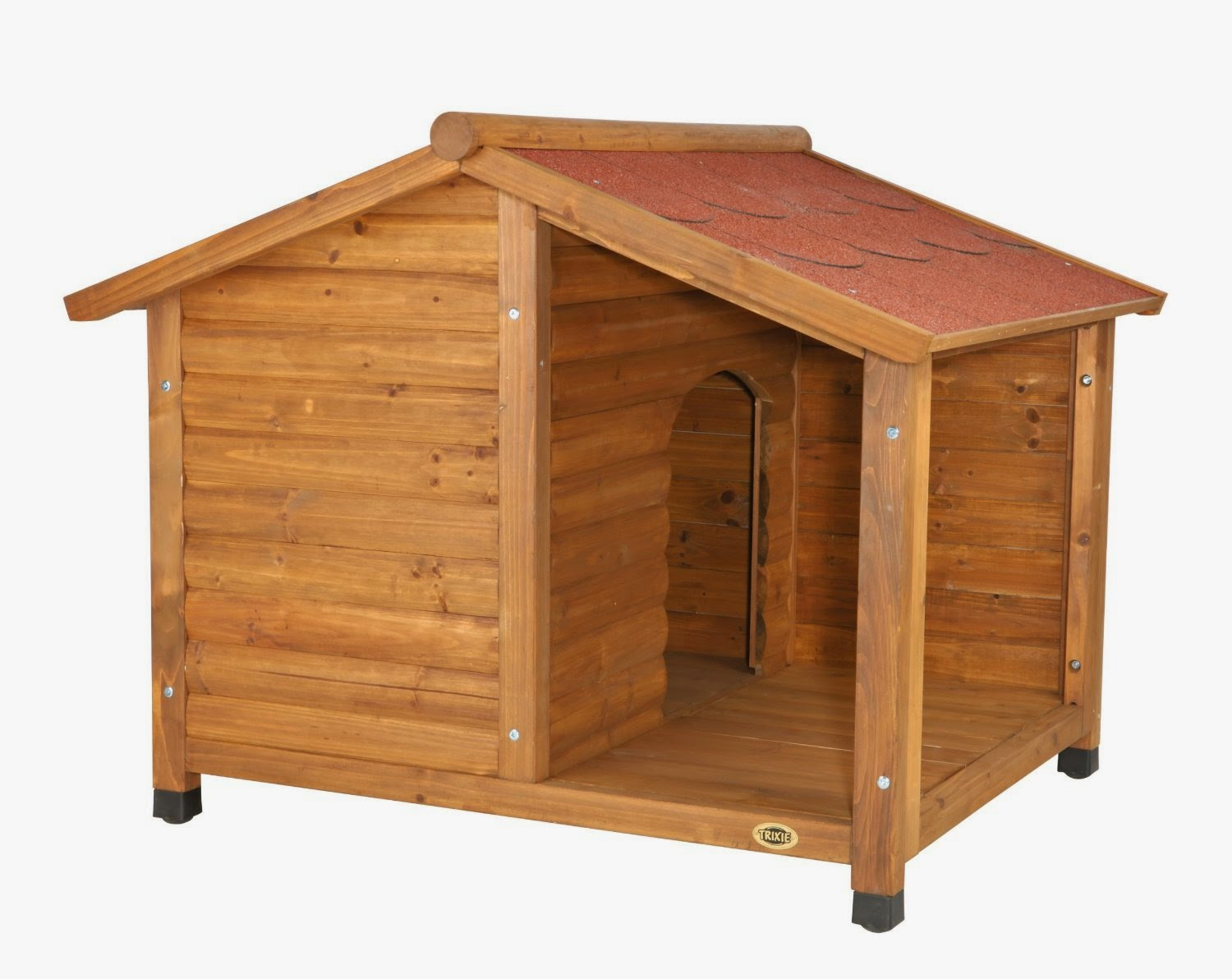 5 best large dog houses for outdoors 2017 reviewed the modern