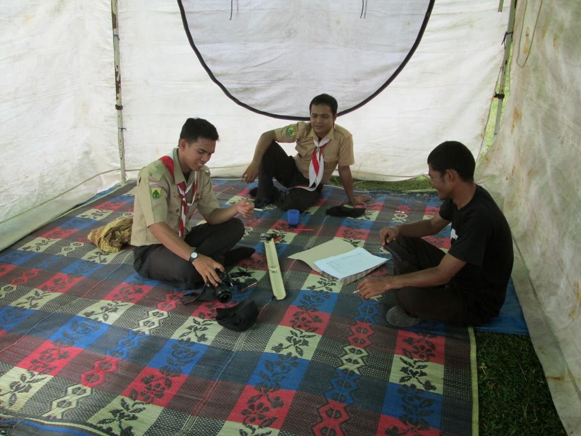 Kompetisi Scouting Skill 2013 ~ Kwartir Cabang Simeulue