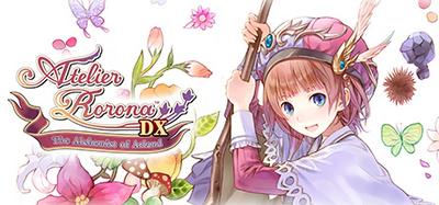 Atelier Rorona The Alchemist of Arland DX-PLAZA
