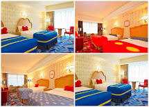 Mickey Mouse Disneyland Hotel Rooms