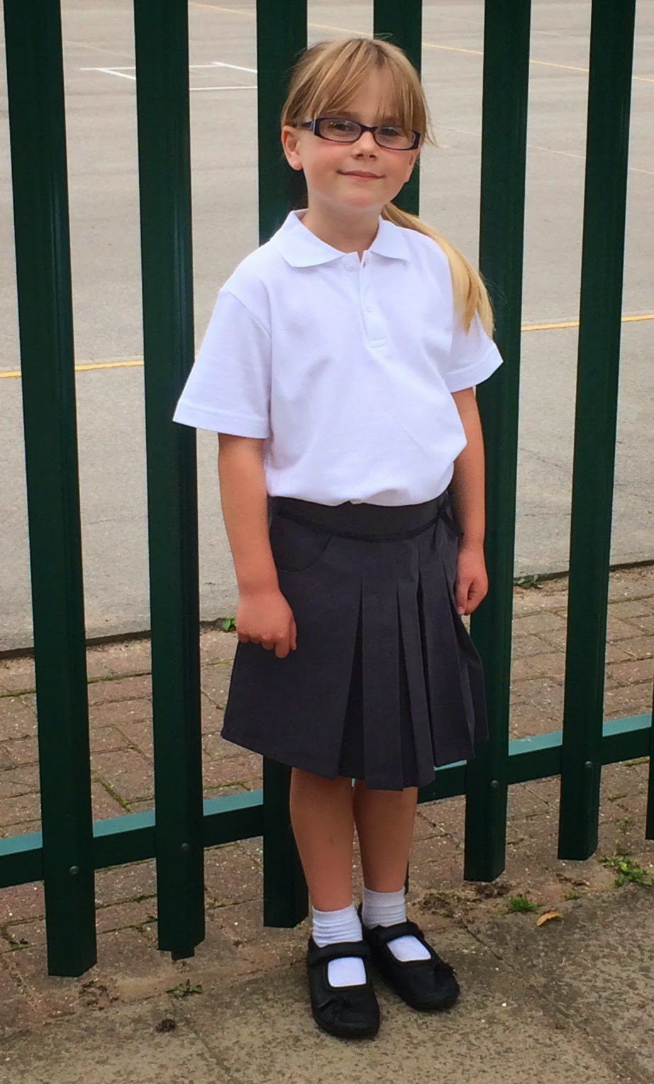 Ethical Organic Cotton School Uniform