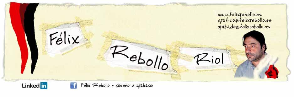Félix Rebollo Diseño y Grabado