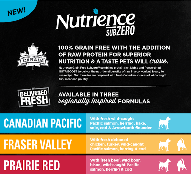 Nutrience SubZero
