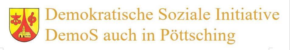 Demokratische Soziale Initiative DemoS auch in Pöttsching
