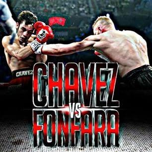 Julio Cesar Chavez Jr-Fonfara