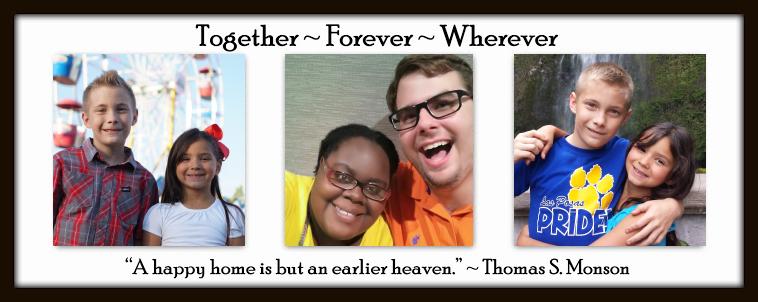 Together Forever Wherever