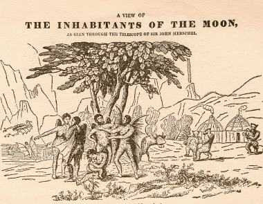 great moon hoax of 1835