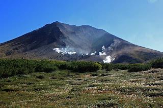 Mt.Asahidake