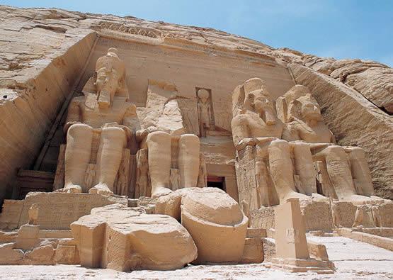 Grupo 4 arte egipcio for Arquitectura de egipto