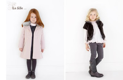 Tartine et Chocolat - Herbst-Winter 2012/2013