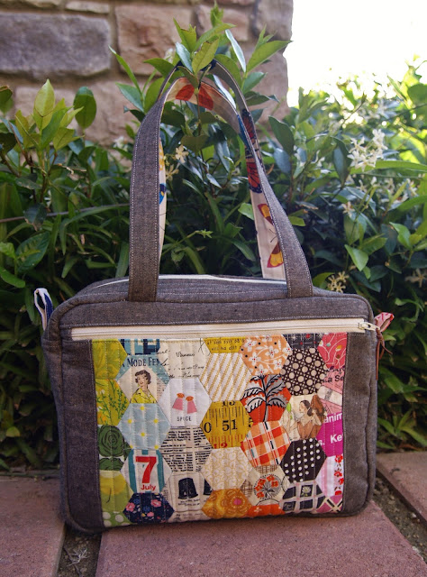 Market Case by Heidi Staples of Fabric Mutt