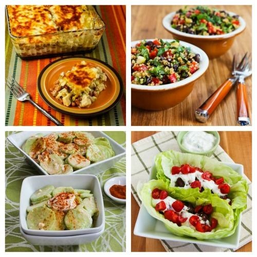 best recipes of year collage