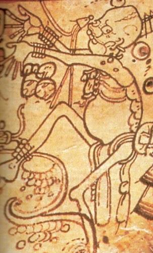 Ah Puch Dios De La Muerte Maya