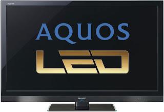 Harga Terbaru TV LED Sharp Agustus 2013