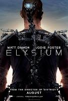 Elysium 2013 Film Poster