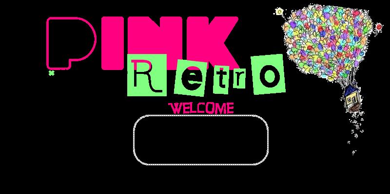 Pink Retro!