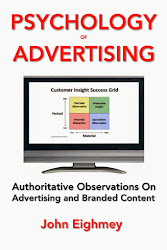 To Main Page - Use Index to Over 220 Posts Demonstrating Psychology of Advertising