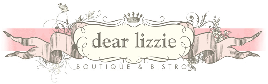 My Dear Lizzie Blog