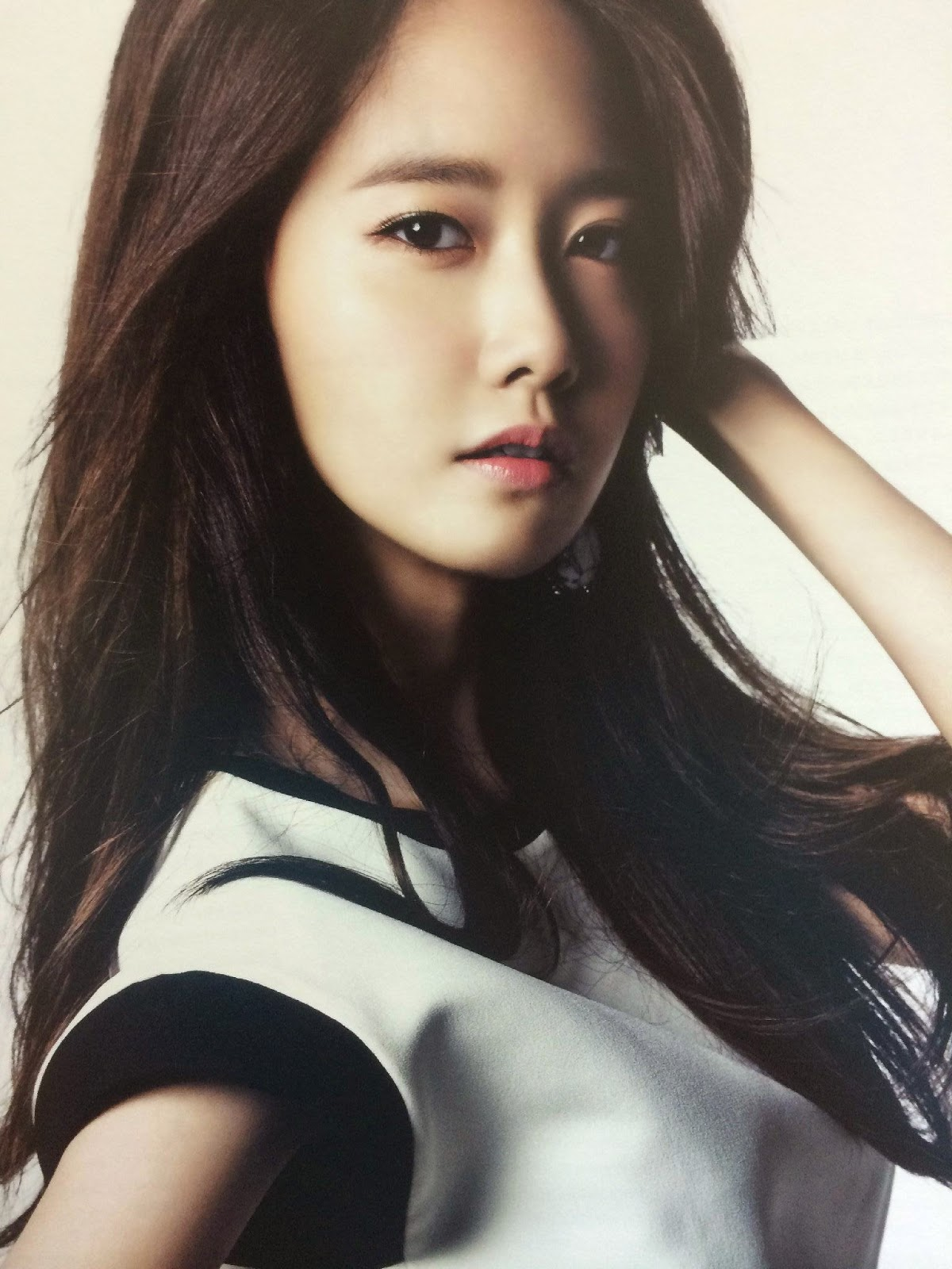 SNSD YoonA (윤아; ユナ) Girls Generation The Best Scan Photos 6