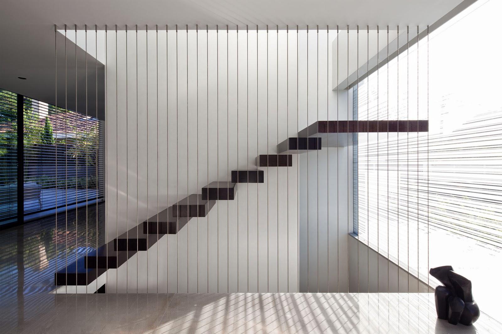 Gambar Rumah Mewah Minimalis Kontemporer