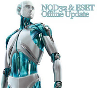 Offline Update ESET NOD32 7891 - 14 Januari 2013