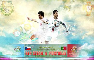 Prediksi Republik Ceko vs Portugal 22 Juni 2012