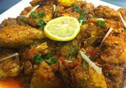 Resep Praktis dan mudah membuat masakan khas india karahi chicken enak, lezat