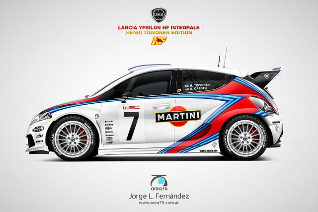 Lancia di nuovo nei rally... Lancia-nuova-ypsilon-rally