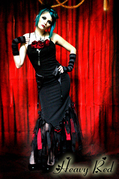 Gothic Wedding Gowns on Wedding Guest Dresses   Handmade Victorian  Steampunk  Gothic Wedding