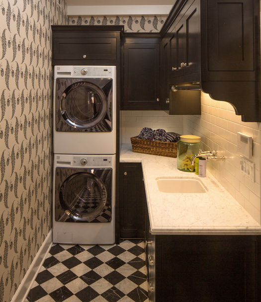 classic laundry room