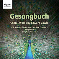 Gesangbuch- Edward Cowie: BBC Singers - SIGNUM, SIGCD331