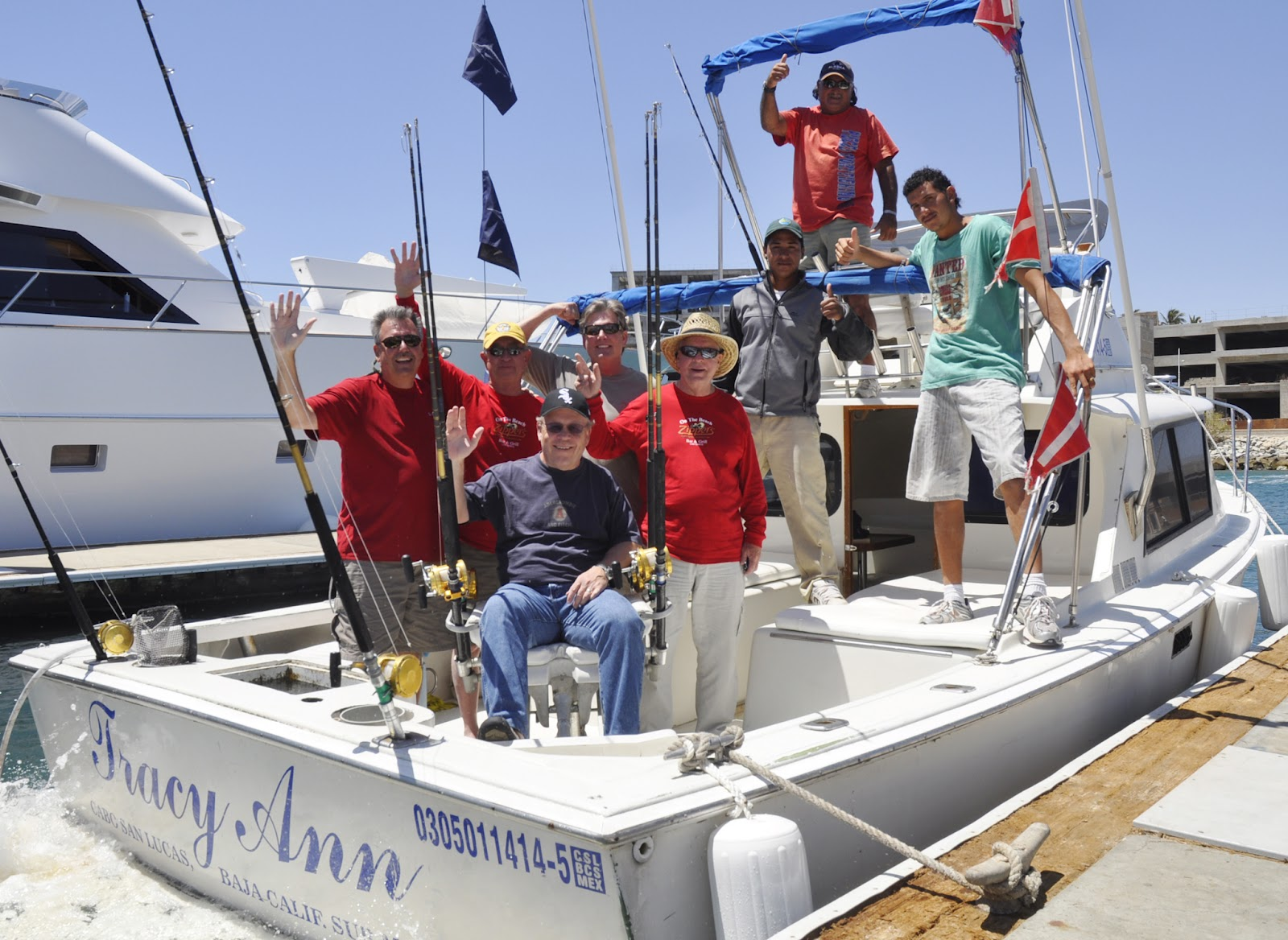 International fishing news mexico cabo san lucas report for Cabo san lucas fishing report
