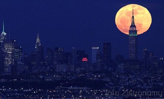 Bulan Purnama Bakal Tampil Memukau Malam Ini
