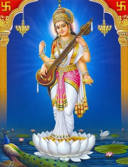 beautiful wallpapers saraswati maa hd wallpapers images