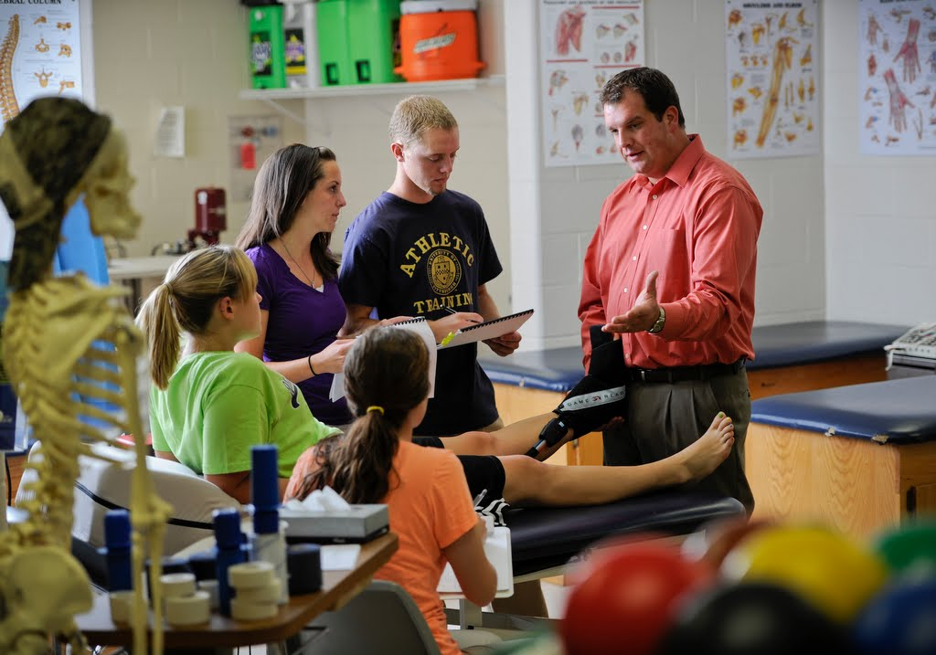 Pitt Bradford Athletic Training Program Reaccredited For