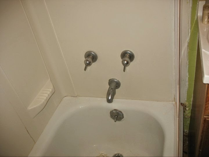 bathroom reno, reno, bathroom, diy, tiling, drywall, project, before and after, before, after