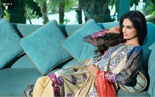 HSY Spring Summmer Lawn Collection 2015