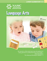 NAMC montessori community recommended reading lists lower elementary NAMC language arts curriculum
