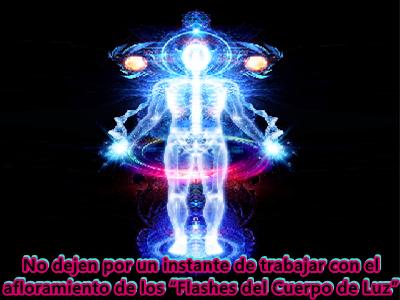 """Hay una frecuencia muy baja en la Tierra que Gaia """"liberará"""" cuando Ella suelte de su materia planetaria a las principales limitaciones de la Mátrix 3D y emerjan sus """"Flashes del Cuerpo de Luz""""."""