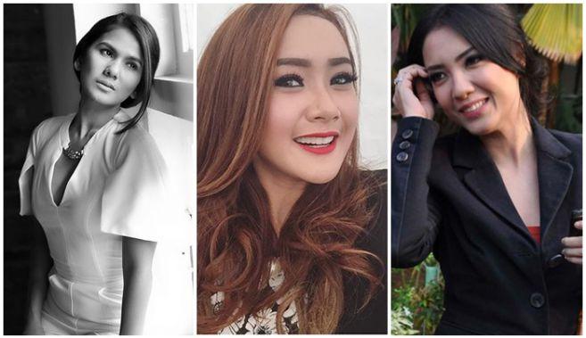 10 Artis Janda Indonesia Paling Cantik