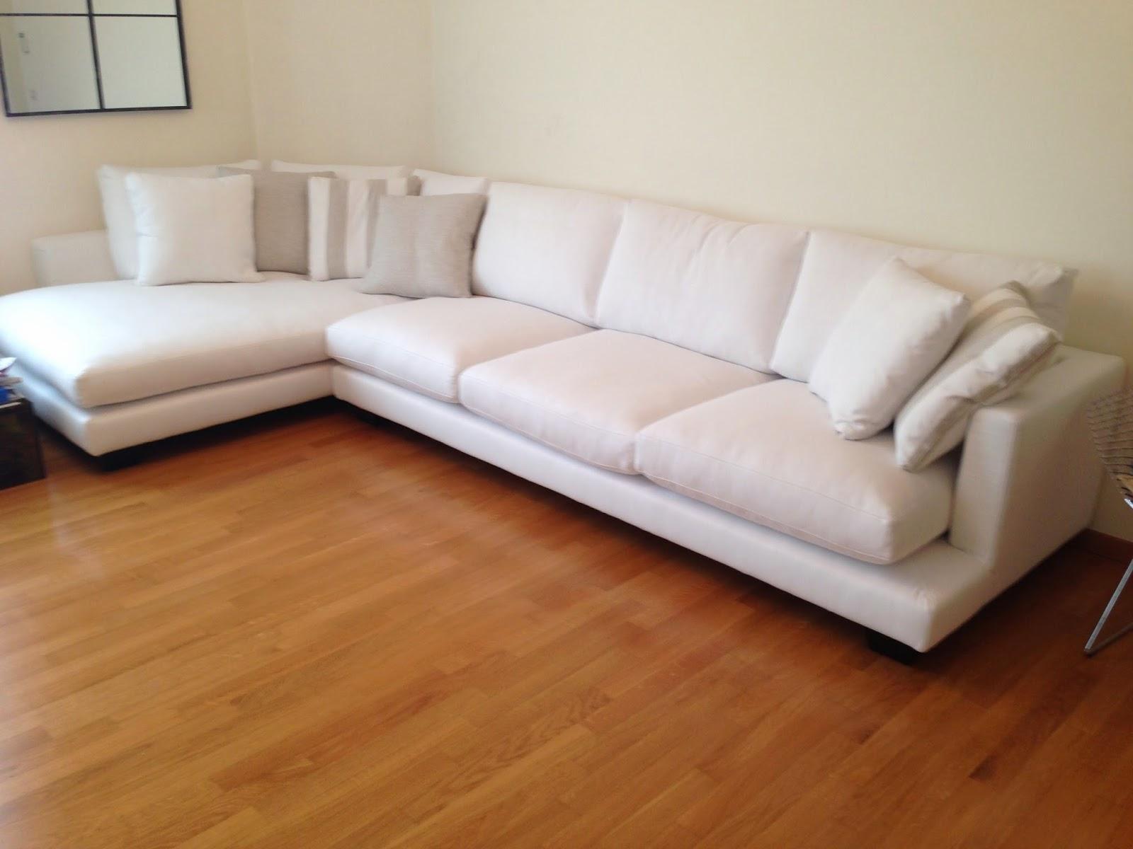 Divano su misura e personalizzato tino mariani - Dimensioni divano con isola ...