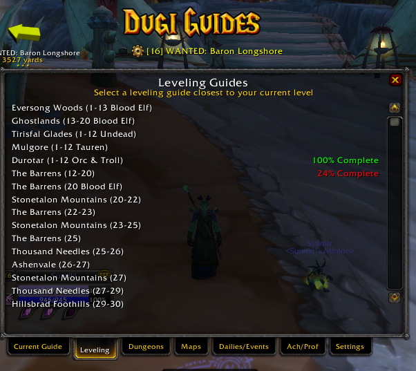 World Of Warcraft For Xbox 360 Yahoo Answers : Rogue Leveling Guide   3 Concepts For Much Quicker Leveling