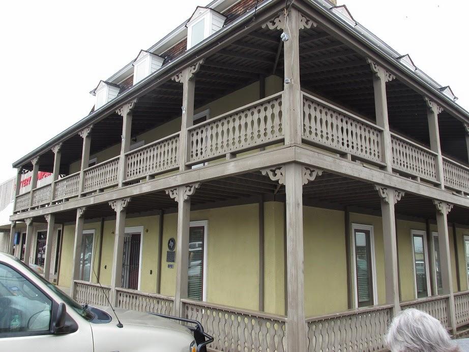 southern hotel llano